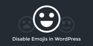 disable-emojis-wordpress