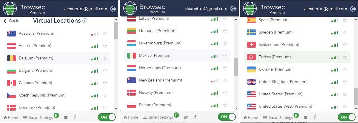 Browsec VPN: отличный сервис для обхода блокировок и доступа к гео-ограниченному контенту по всему миру.
