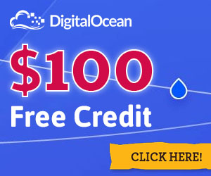 Deploy your next app in seconds. Get $100 in cloud credits from @DigitalOcean using my link